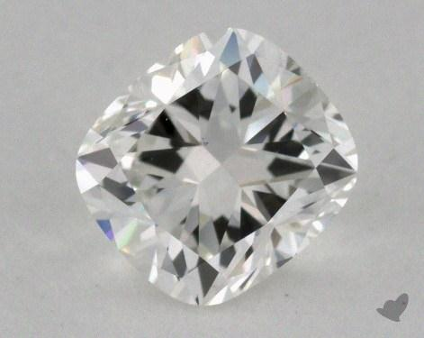0.61 Carat H-VS1 Cushion Cut Diamond