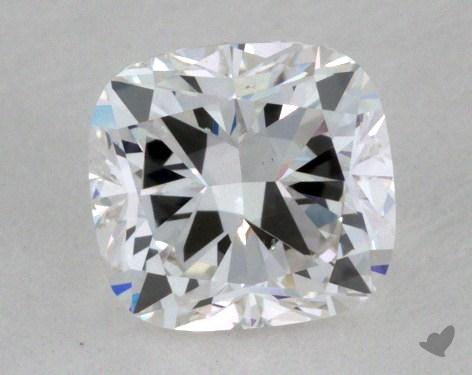 0.61 Carat D-VS2 Cushion Cut Diamond