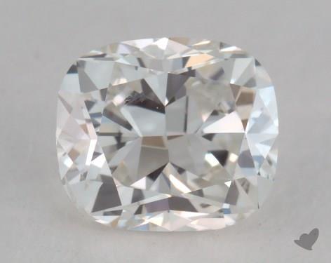 0.51 Carat G-SI1 Cushion Cut Diamond