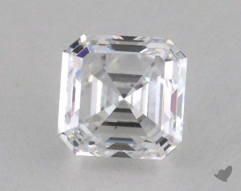1.21 Carat D-VS2 Asscher Cut Diamond
