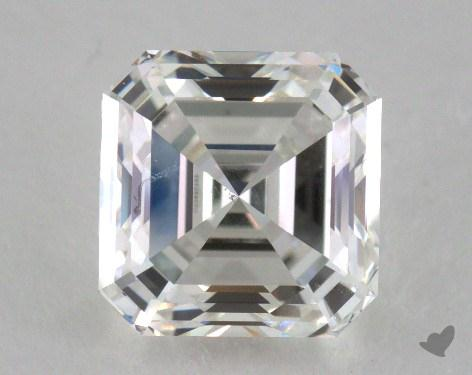1.90 Carat H-VS1 Asscher Cut  Diamond