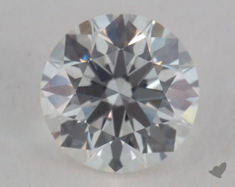 0.55 Carat H-VS2 True Hearts<sup>TM</sup> Ideal Diamond