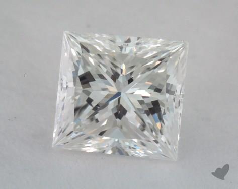 0.53 Carat H-VS2 Ideal Cut Princess Diamond