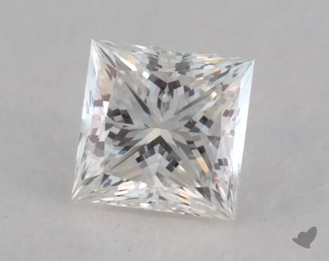 0.52 Carat H-VS2 Ideal Cut Princess Diamond
