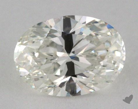 1.40 Carat I-VS2 Oval Cut Diamond 