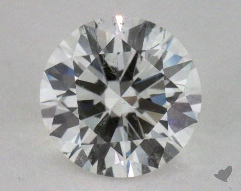1.20 Carat G-SI2 Very Good Cut Round Diamond