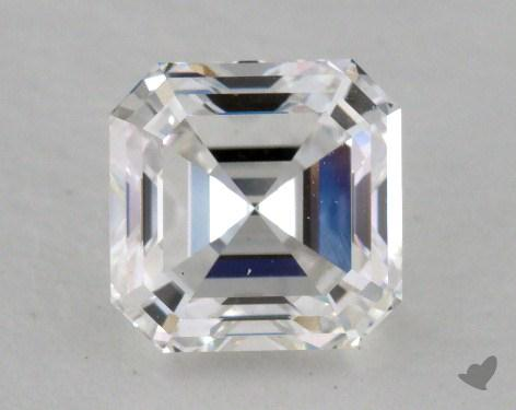1.32 Carat F-VS1 Asscher Cut Diamond