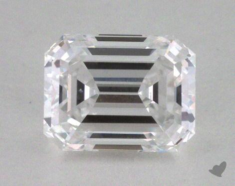 1.34 Carat D-VS1 Emerald Cut Diamond