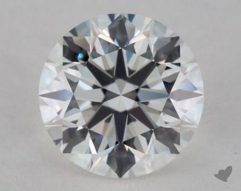 1.21 Carat F-VS2 Excellent Cut Round Diamond