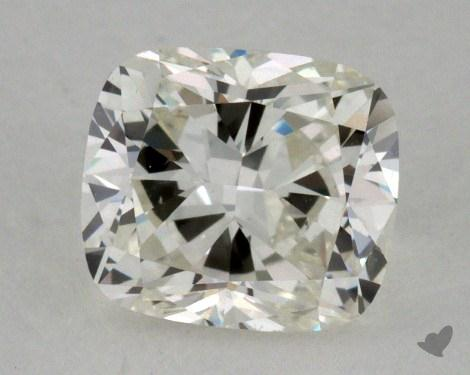 0.91 Carat J-SI1 Cushion Cut  Diamond