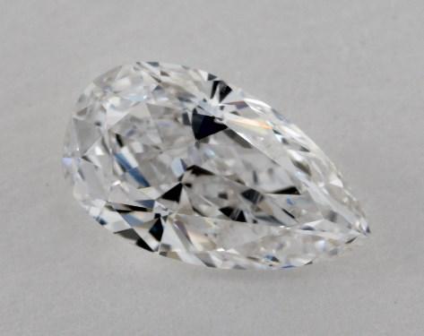 1.50 Carat D-SI2 Pear Shape Diamond