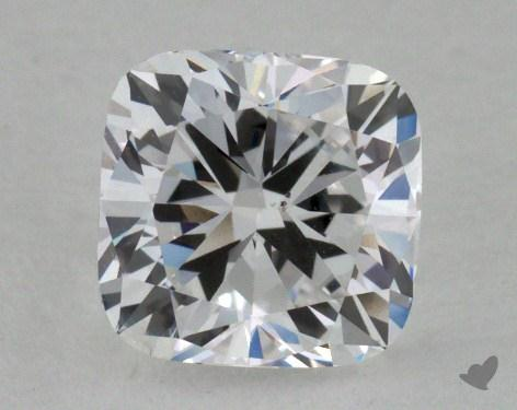 1.05 Carat D-SI2 Cushion Cut Diamond
