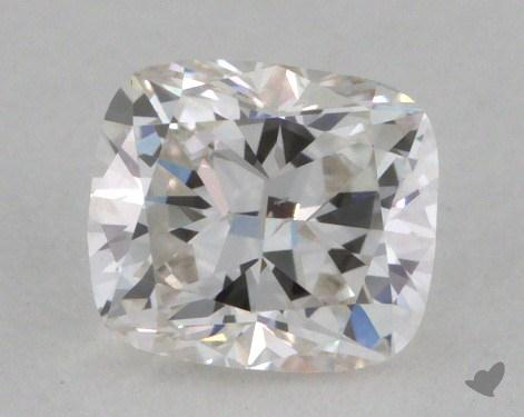 0.53 Carat G-SI1 Cushion Cut Diamond