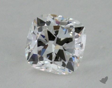 0.90 Carat E-VS1 Cushion Cut Diamond