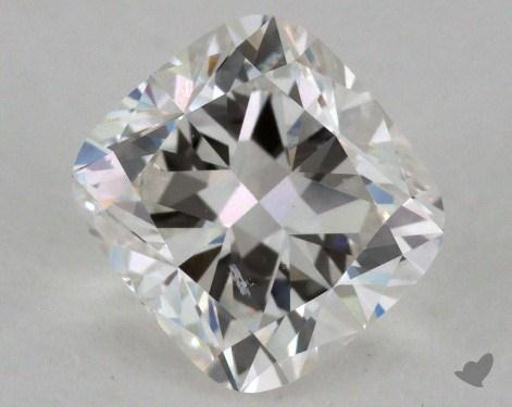 0.94 Carat F-SI1 Cushion Cut Diamond