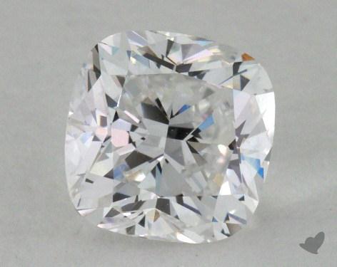 1.02 Carat F-VS1 Cushion Cut Diamond