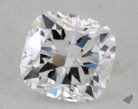 0.45 Carat D-SI2 Cushion Cut Diamond