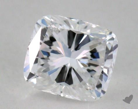 0.81 Carat E-SI2 Cushion Cut Diamond