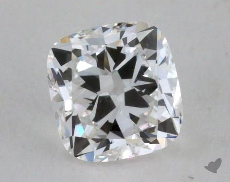 0.80 Carat F-VS2 Cushion Cut  Diamond