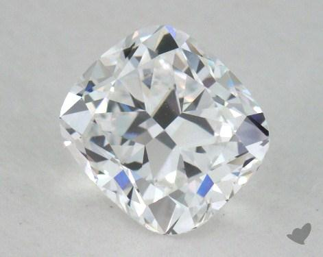 0.82 Carat E-VS1 Cushion Cut Diamond