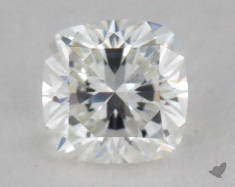 0.31 Carat F-VVS2 Cushion Cut Diamond