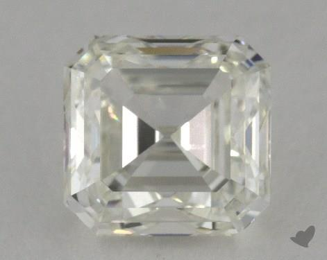 1.04 Carat J-VVS1 Asscher Cut Diamond
