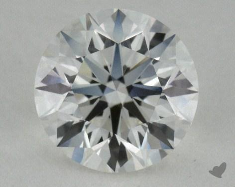 1.01 Carat H-VS1 Good Cut Round Diamond