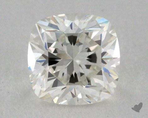0.78 Carat I-VVS1 Cushion Cut Diamond
