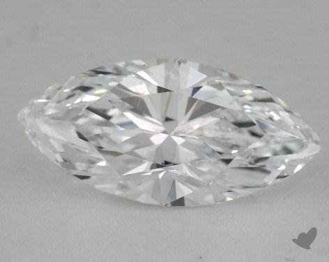 1.59 Carat D-VS2 Marquise Cut  Diamond