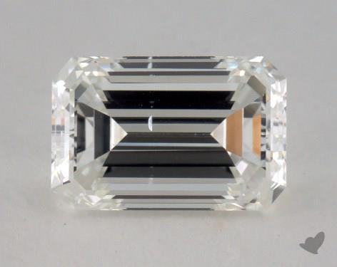1.09 Carat G-SI1 Emerald Cut Diamond