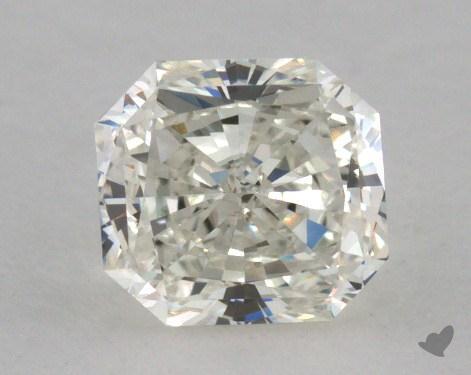 1.02 Carat J-VVS2 Radiant Cut Diamond