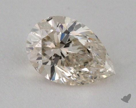 1.22 Carat K-SI2 Pear Cut Diamond 