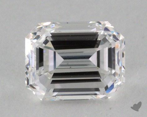 1.01 Carat E-VS2 Emerald Cut  Diamond