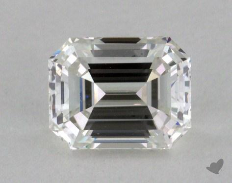 0.72 Carat G-VVS2 Emerald Cut Diamond