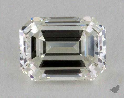 1.01 Carat K-VVS1 Emerald Cut Diamond