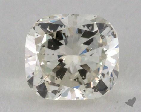 1.00 Carat K-SI2 Cushion Cut Diamond