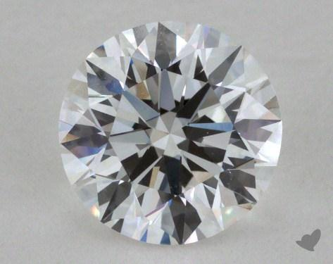 1.01 Carat E-VVS2 Very Good Cut Round Diamond