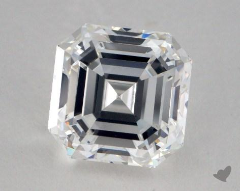 1.76 Carat F-VVS2 Asscher Cut Diamond