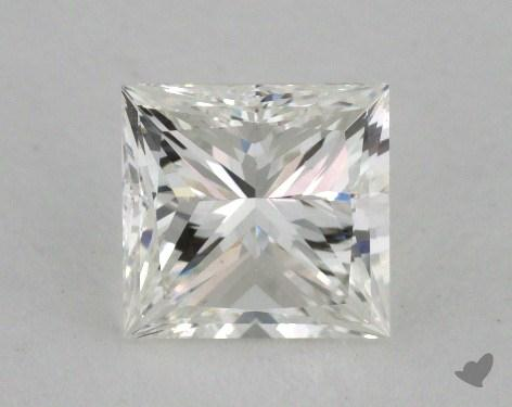 1.01 Carat G-VS1 Ideal Cut Princess Diamond