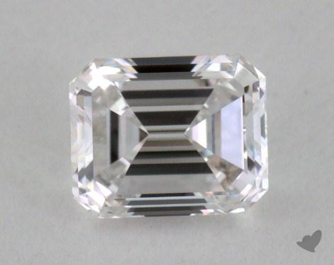 0.54 Carat E-VS1 Emerald Cut  Diamond
