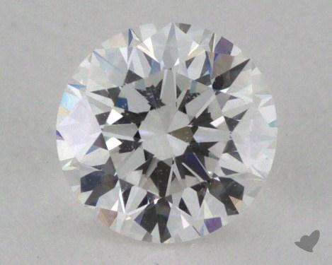 0.31 Carat F-VVS1 Very Good Cut Round Diamond