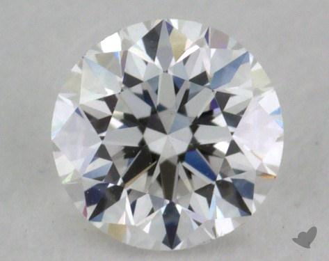 0.31 Carat D-VS2 Very Good Cut Round Diamond