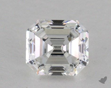 1.10 Carat F-VVS1 Emerald Cut Diamond