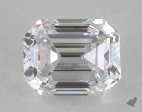 0.70 Carat E-SI2 Emerald Cut Diamond