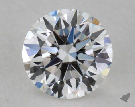 0.31 Carat E-VVS1 Very Good Cut Round Diamond