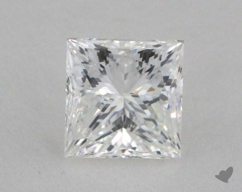 1.01 Carat E-VS1 Princess Cut  Diamond