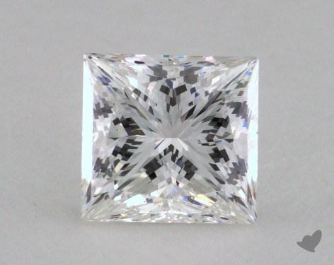 2.01 Carat F-VS2 Very Good Cut Princess Diamond
