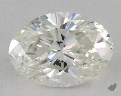 1.01 Carat H-VS1 Oval Cut Diamond
