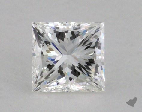 1.50 Carat G-VS1 Princess Cut  Diamond