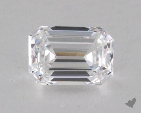 2.03 Carat D-VS1 Emerald Cut Diamond